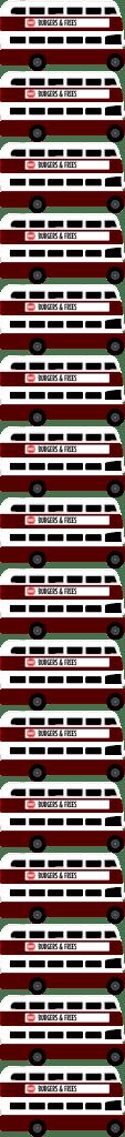 Bus spritesheet