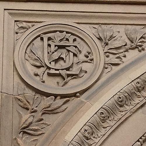 McEwan Hall: Stone Detail