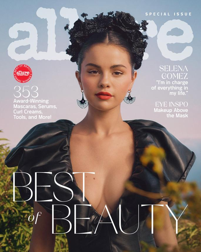 Selena Gomez Is in Full Control of Her Life | Cover | Allure