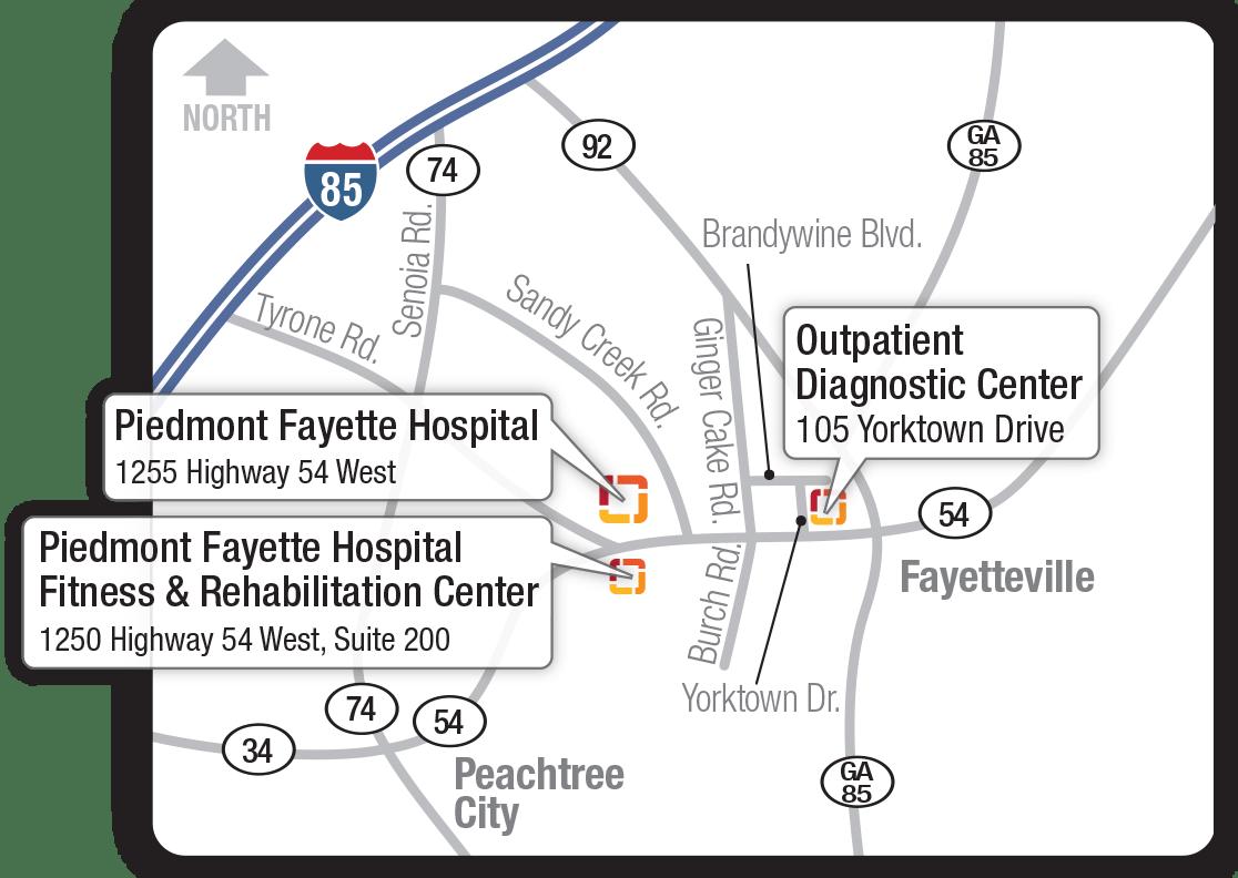 Piedmont Fayette