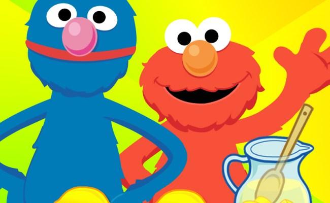 Sesame Street Play Fun Games For Kids