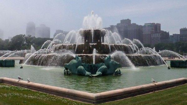 Grant Park Wttw Chicago
