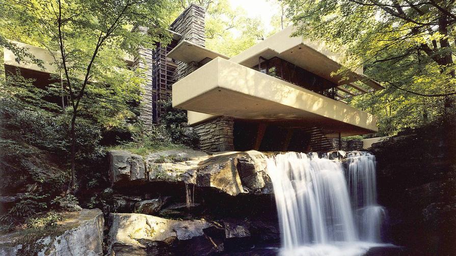 Image result for fallingwater frank lloyd wright