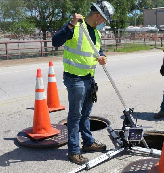 Zenith Manhole Inspection