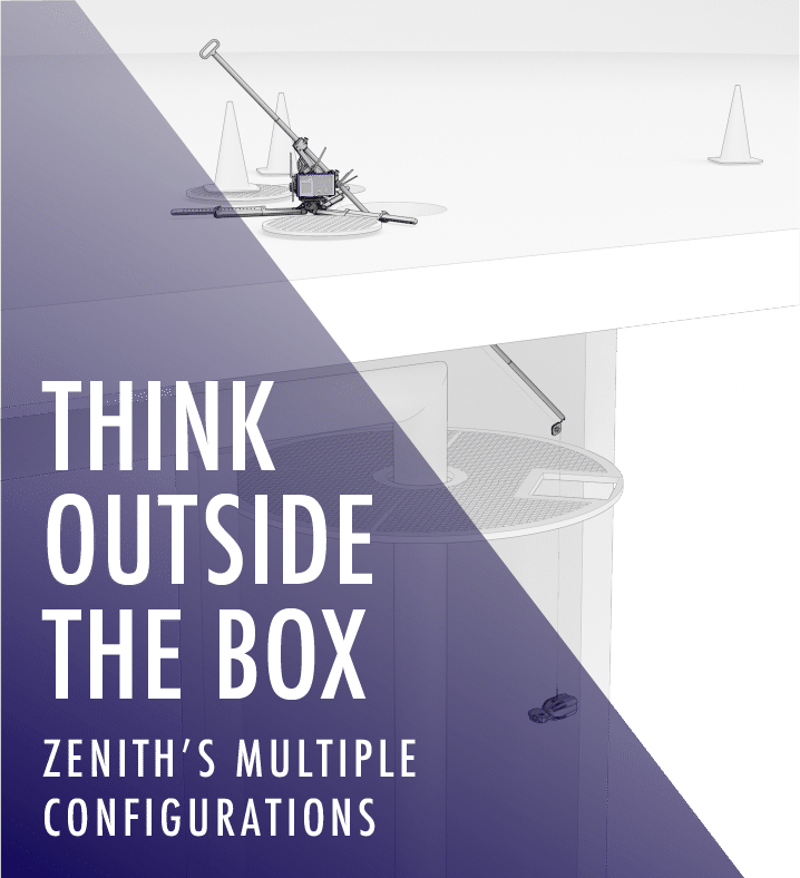 Think Outside The Box Zenith's Multiple Configurations