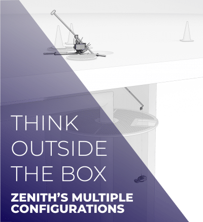 Thinking Outside the Box Zenith Multiple Configurations