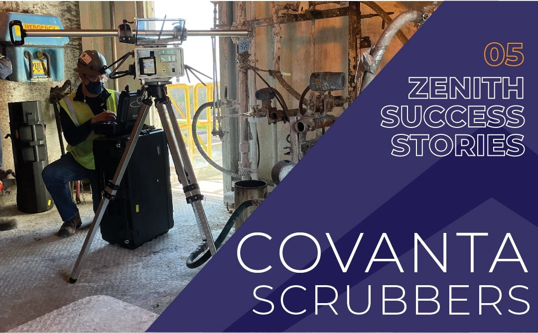Scrubber Inspections with Zenith – Covanta