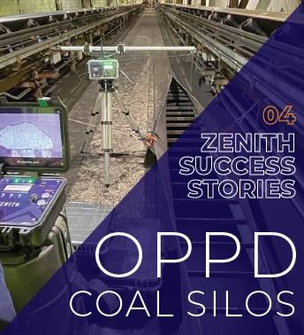 OPPD Coal Silo Inspection