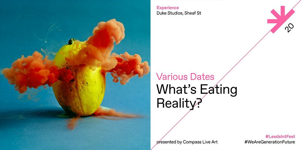 What's Eating Reality? at Leeds International Festival 2020