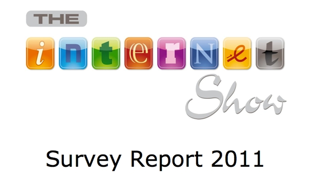 internetshow survey logo
