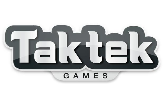 Taktek games logo