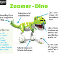 Zoomer robot dinosaur kids toy dino click for details zoomer dino