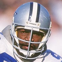 Charles Haley All Time Fantasy Cowboys Roster.