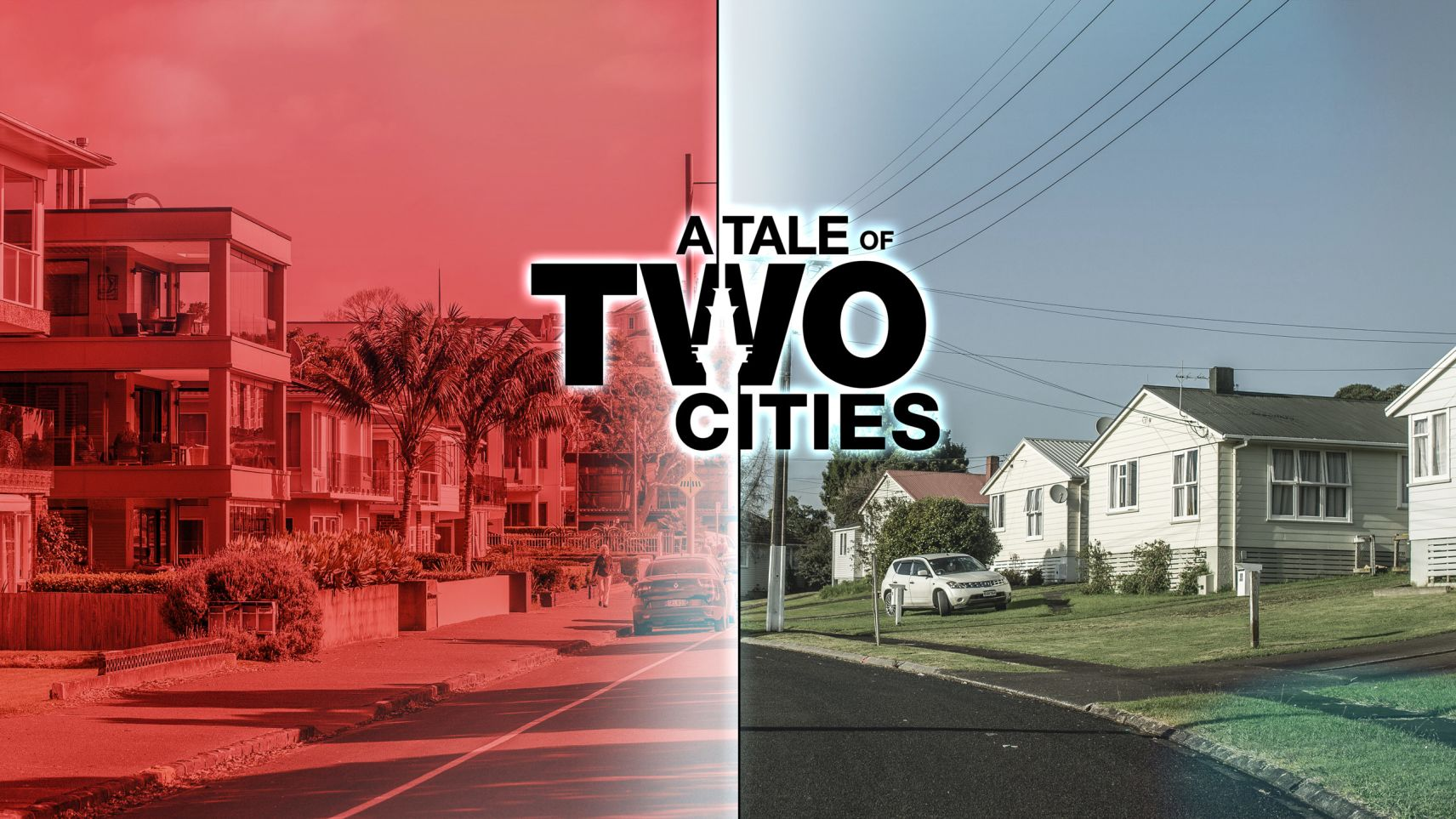 A Tale Of Two Cities The Inequality That Divides Auckland