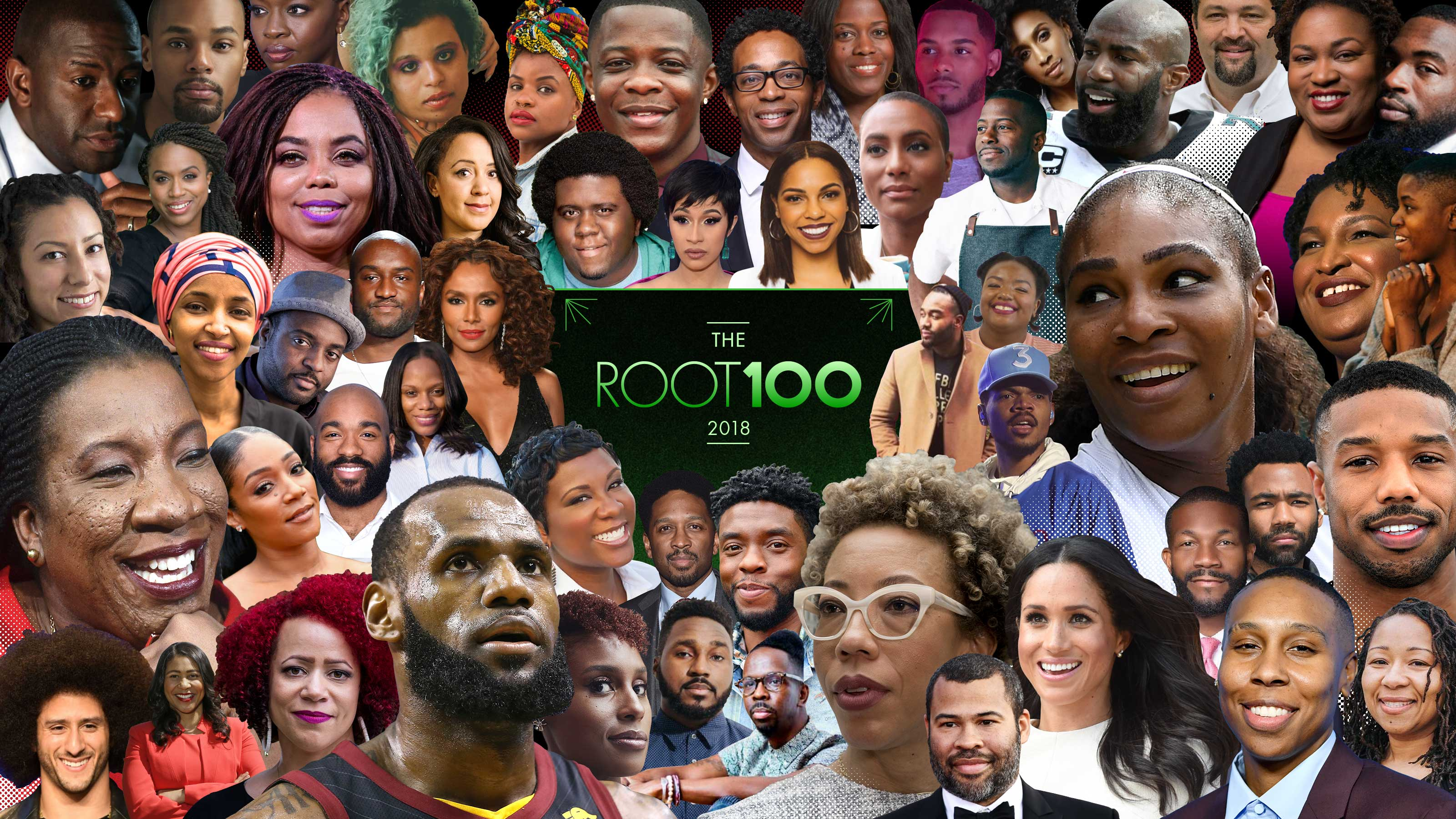 The Root 100 Most Influential African Americans