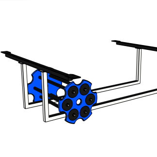 ninja-Obstacle-the revolver