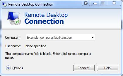 remote desktop exe windows 7