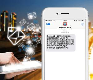 Belediyeler için Toplu SMS