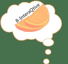 B-InteraQtive Publishing logo
