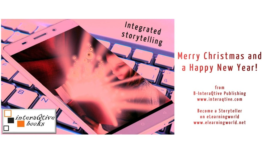 Merry Christmas & Happy New Year! - Integrated storytelling