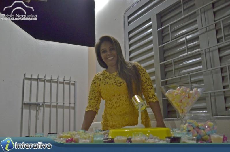 Aniversário Daiana Oliveira