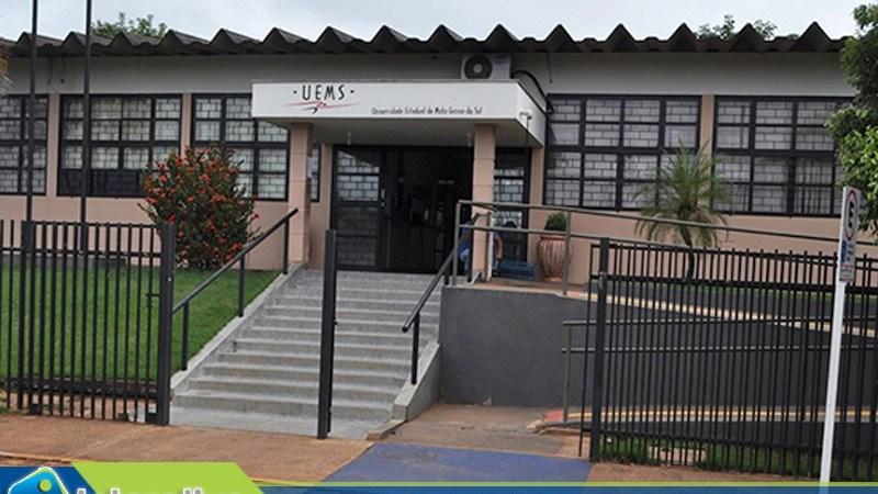 Vestibular da UEMS oferece 86 vagas em PAranaíba