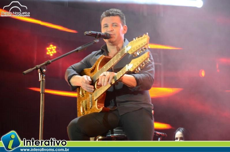 Show Eduardo Costa – Expopar 2015
