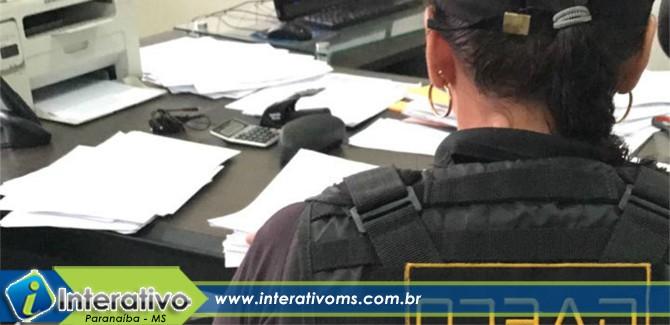 Gaeco realiza operação em Paranaíba, Aparecida do Taboado, Cassilândia e Chapadão do Sul