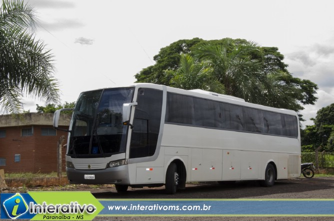 Passageiros relatam sobre viagem em ônibus da saúde de Paranaíba