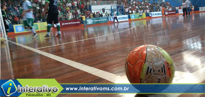 Paranaíba recebe primeira etapa da Copa Morena
