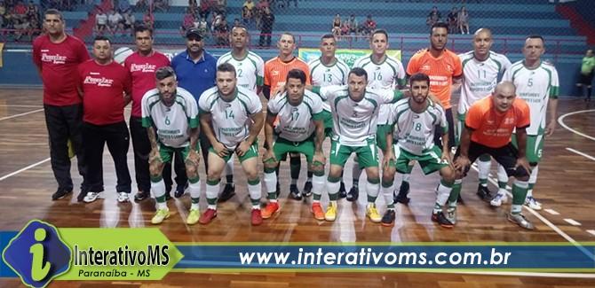 Paranaíba vence time da capital e avança na Copa Morena