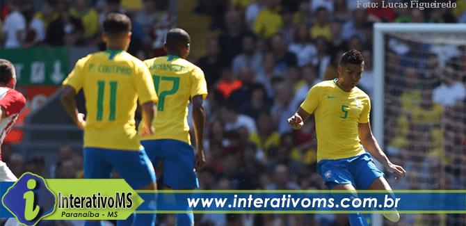 Artigo – Copa do Mundo: O hexa pode até vir, mas não com Casemiro e Fernandinho juntos