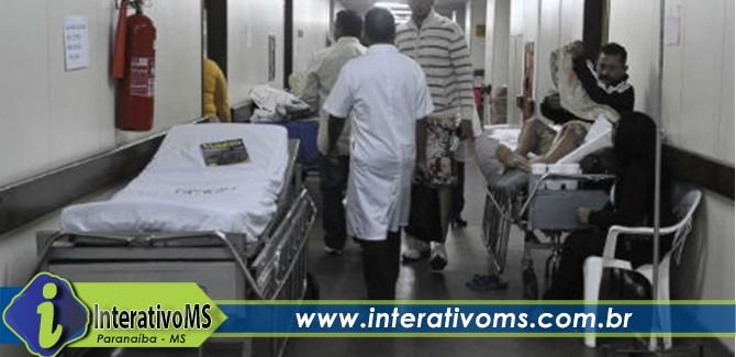 Idosa aguarda por cirurgia de emergência há mais de 15 dias em Paranaíba