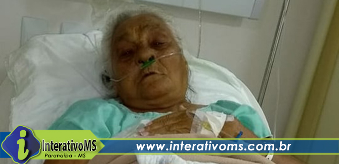 Senhora de Paranaíba levada para Três Lagoas está em sala de espera por falta de leito