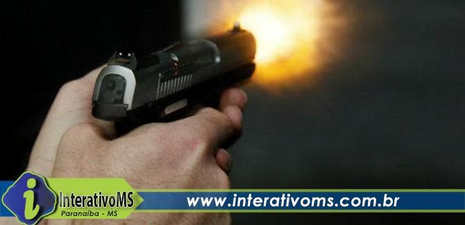 Após briga, homem é baleado no tórax com a própria arma