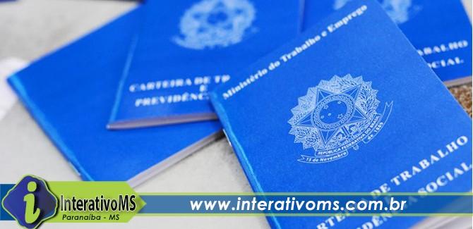 Empresa oferece vagas em diversos setores em Paranaíba