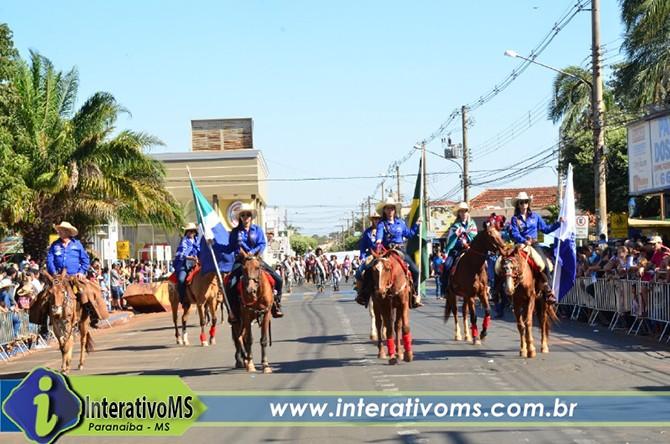 29ª Cavalgada de Paranaíba