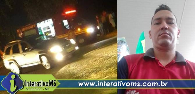 Homem é executado com tiros no peito e cabeça em Paranaíba