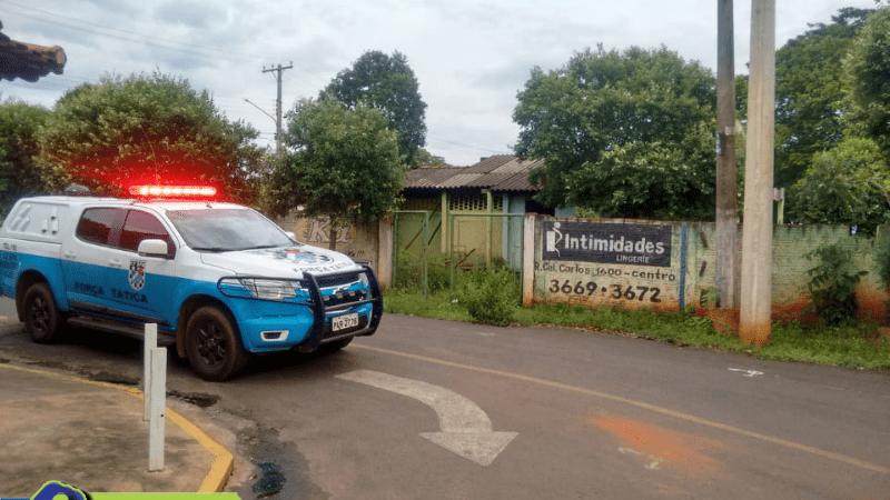 Sexo vira caso de Polícia em Cassilândia