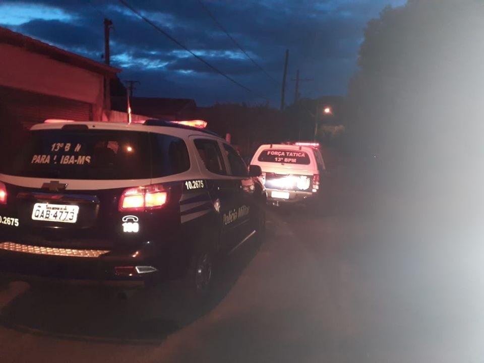 PM prende rapaz de 24 anos por tráfico em Paranaíba