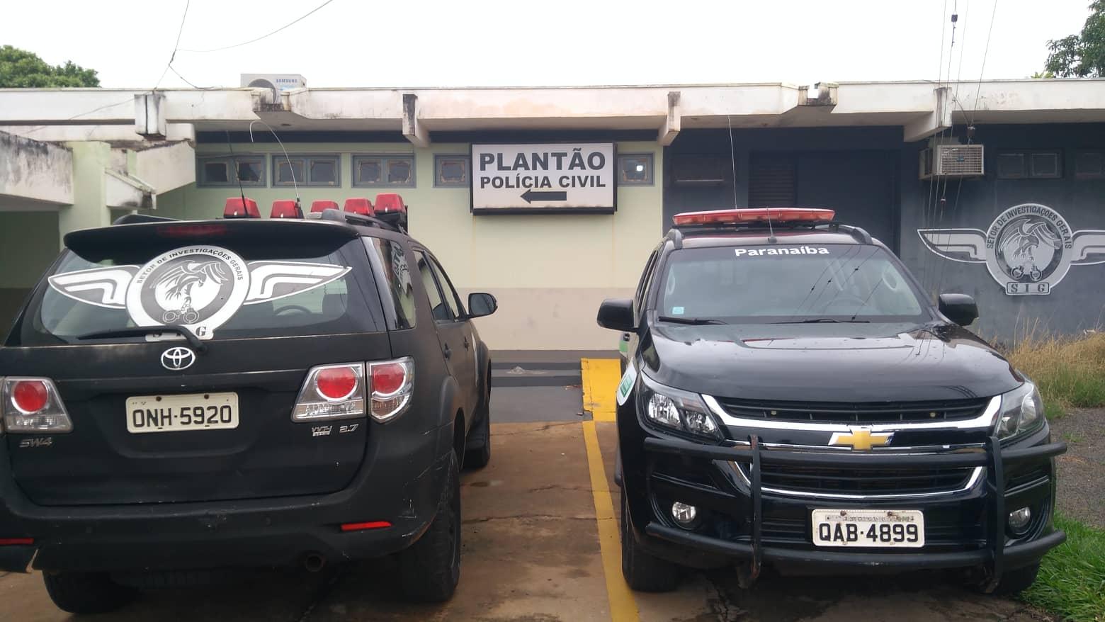 Empresa é invadida pela terceira vez em poucos dias no centro de Paranaíba