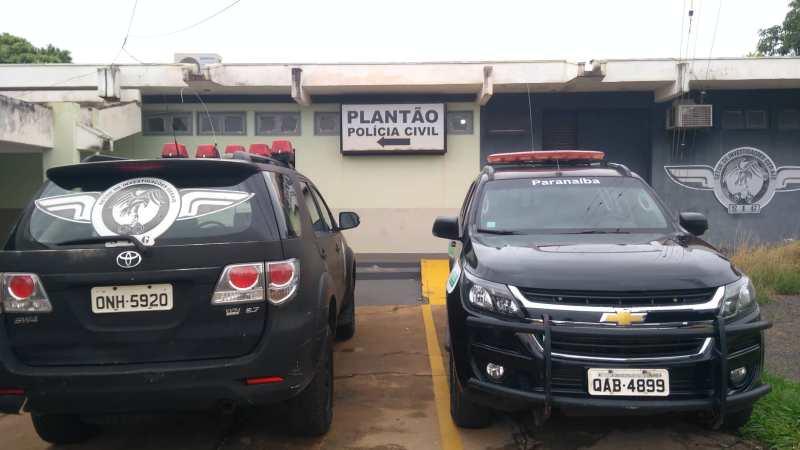 Polícia Civil prende autor de furtos a Prefeitura de Paranaíba
