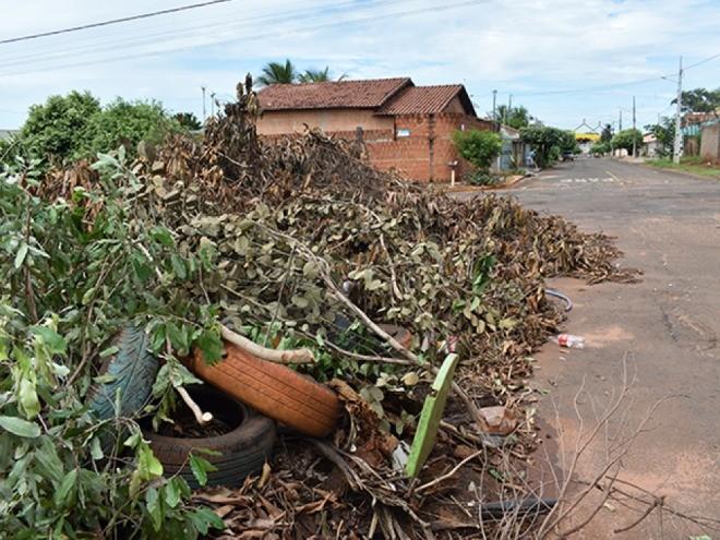 Donos de terrenos sujos serão multados em Paranaíba