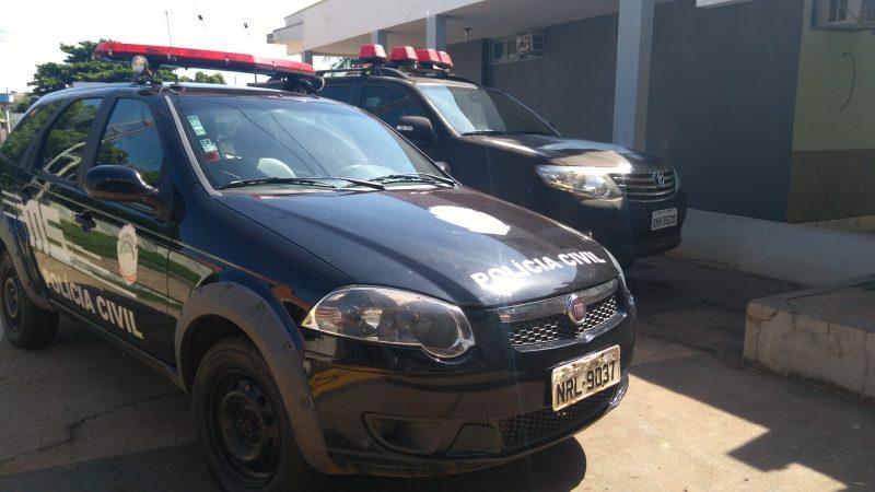 Traficante é preso em flagrante pela Polícia Civil no centro de Paranaíba