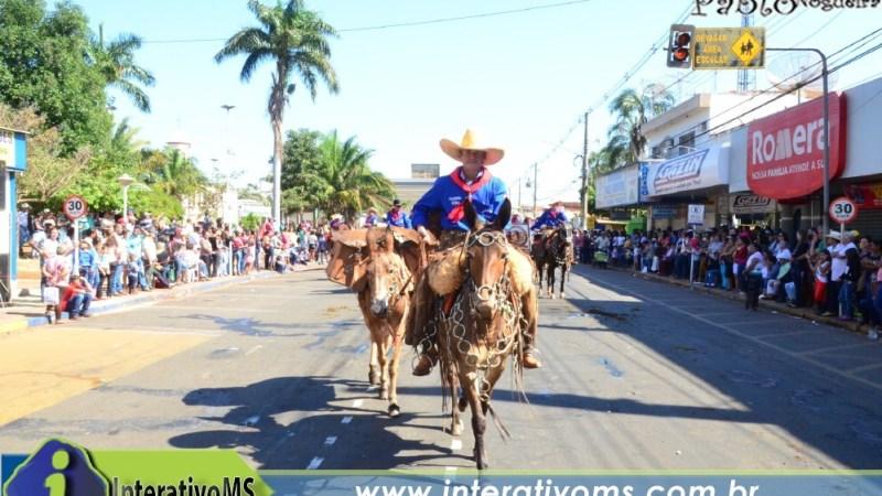 Organização pretende fazer tradicional cavalgada em novembro em Paranaíba