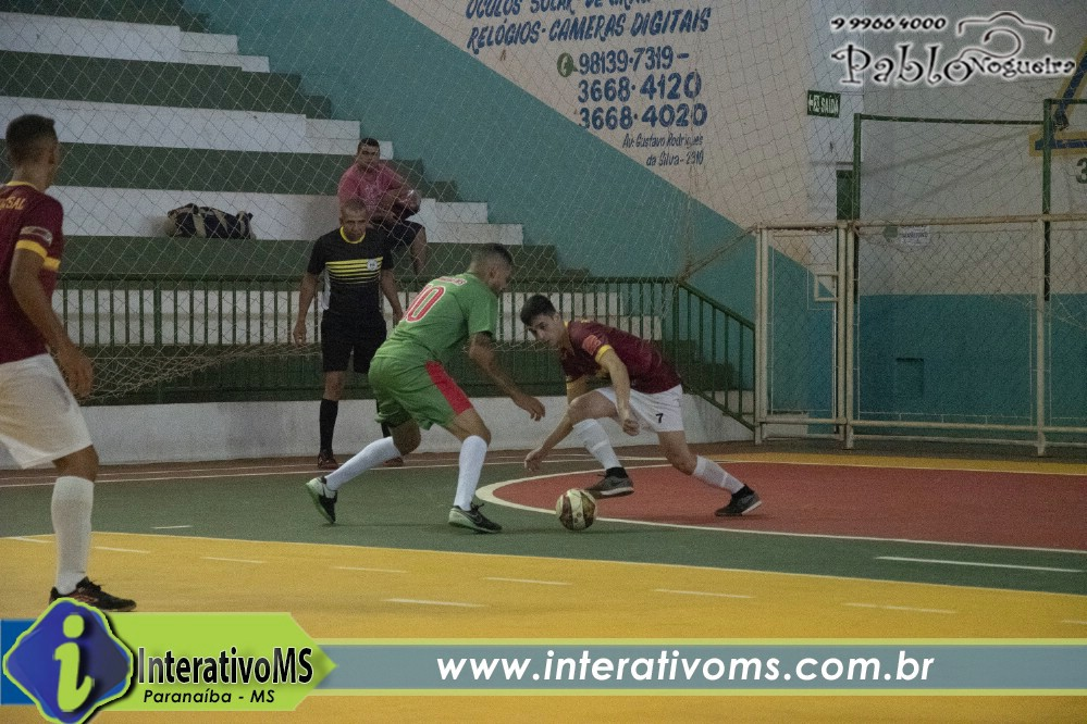Paranaíba recebe na sexta e sábado jogos da segunda fase da Copa Morena