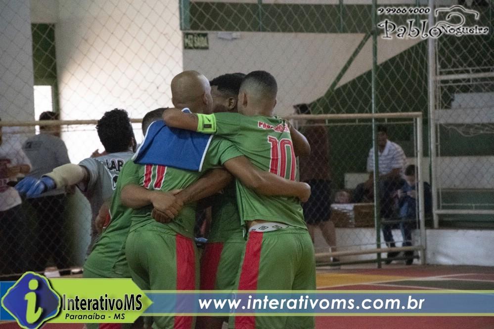 Copa Morena: Paranaíba x Sonora