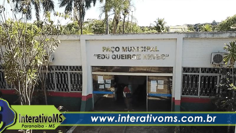 Prefeitura de Paranaíba prorroga por 90 dias vencimento do IPTU 2021