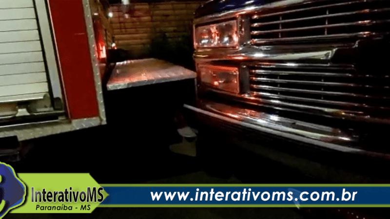 Motorista embriagado é preso ao quase bater em viatura dos bombeiros