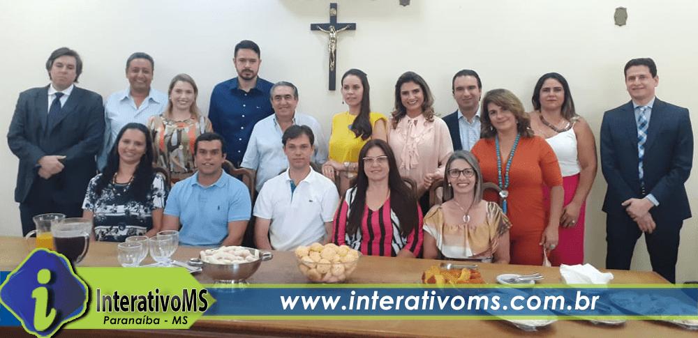Maycol revela secretários de sua gestão, deputado Beto Pereira participou da reunião